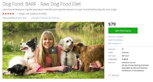 raw food diet for dogs hear me roarrrr