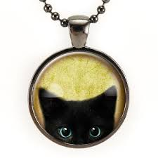 Personalized Cat Necklace Best 25 Cat Necklace Ideas On Pinterest Cat Jewelry Silver Cat
