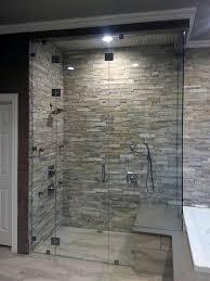 Frameless Steam Shower Doors Steam Shower Enclosures Shower Doors Of Dallas