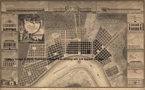 Map New Orleans Welcome To Historynyc Historical Maps Poster Books And Custom