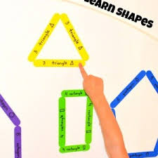 10 shape activities for toddlers it u0027s hip to be square