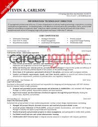 it resume sample career igniter
