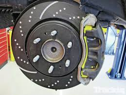 Old Ford Truck Brake Parts - 2011 ford f 150 brake upgrade made easy truckin magazine