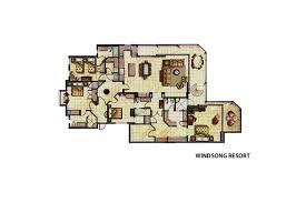 windsong resort two bedroom villa luxury retreats