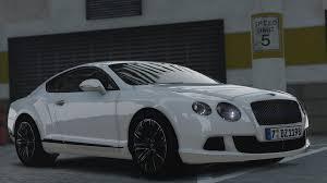 bentley cars 2016 2014 bentley continental gt gta5 mods com