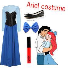Ariel Costume Halloween 25 Ariel Costumes Ideas