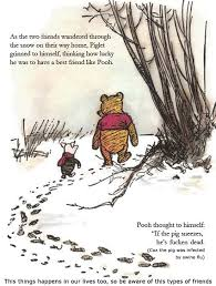 quotes friendship winnie pooh quotes