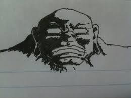 angry buddha comics sketches and old art