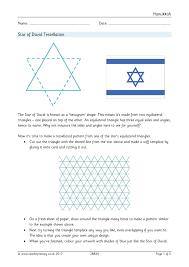 ks2 properties of shapes u2013 symmetry teachit primary