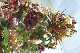 bow tree topper tree themes tree toppers