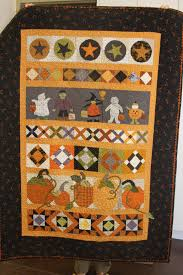 saturday sampler quilt halloween quilt gallery halloween
