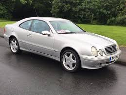 mercedes clk 320 2001 51 reg advantaged model automatic well