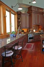 Updating Kitchen Cabinets On A Budget Small Kitchen Makeovers On A Budget Cabinet Refacing Before And