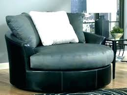 round swivel chairs big round swivel chair big game swivel blind throughout famous spinning sofa chairs