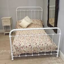 iron beds antique headboards superb antique iron 4ft bed c1900