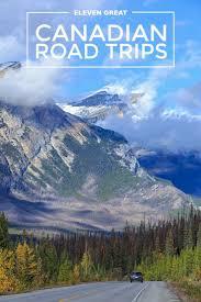 best 25 summer road trips ideas on four days banff