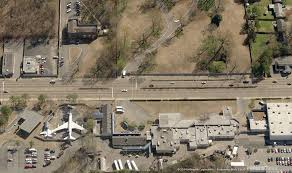 elvis u0027s graceland u2013 aerial views of his mansion and estate