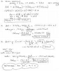 look ap chemistry worksheet on calorimetry answers worksheets