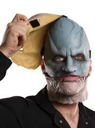 corey slipknot mask w removable upper face celebrity masks for