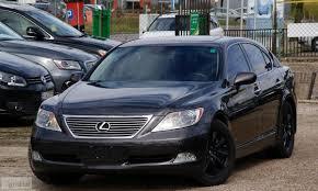 lexus ls zdjecia lexus ls ogłoszenia motoryzacyjne używane i nowe samochody