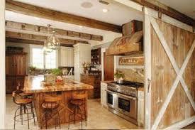 barn kitchen recycled barn kitchen barndominiums metal homes pinterest