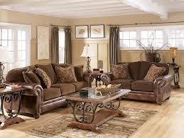 brilliant decoration ashley furniture leather living room sets