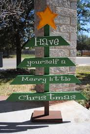 Christmas Decorations Outdoor Trees diy outdoor christmas decorations u2013 happy holidays