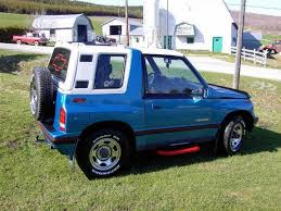 chevy tracker 1990 another gearpower 1990 chevrolet tracker post photo 1696642