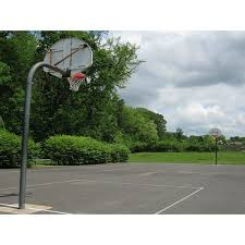 Build A Basketball Court In Backyard How To Build A Backyard Basketball Court Healthfully