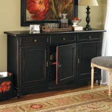 black buffet table nz black buffet table with glass doors entryway