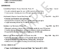 Student Resume Example by Pretty Inspiration Ideas Student Resume Examples 2 Sample Resumes