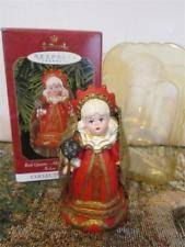 hallmark madame ornaments ebay