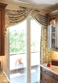 Window Dressings For Patio Doors Doorwall Window Treatments Window Treatments Best Sliding Door