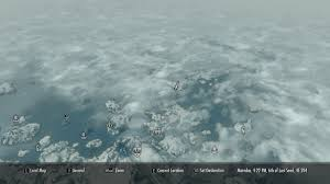 Skyrim Quality World Map by Steam Community Guide Skyrim And Solstheim Locations You
