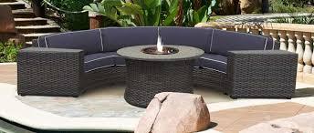 wicker patio furniture north cape bella nova at pelican in nj pa