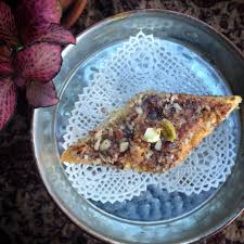 equinox cuisine baklava is one of the delights of nowrouz the year that
