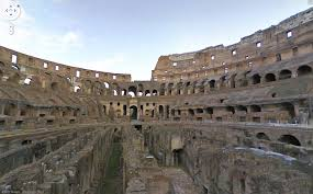 Google Maps Italy by Google Maps New Street View Imagery Of Historic Sites In Italy