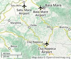 baia mare map cheap flights to baia mare romania euroflights info