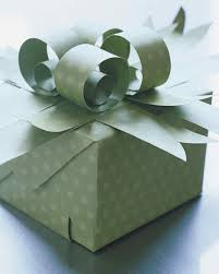 gift wrapping bows curlicue bow martha stewart