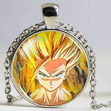 dragon glass pendant necklace images Steampunk anime dragonball dragon ball z gohan pendant mens jpg