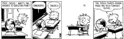 best calvin and hobbes strips