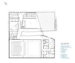 Music Studio Floor Plans by Gallery Of Cultural Center Alb U0027oru Devaux U0026 Devaux Architectes