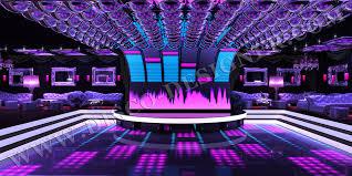 Light Night Club Diffrent Dance Floors Dance Club Lighting Party On The Dance