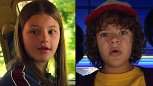 Related Pics Are Peyton Kennedy And Gaten Matarazzo Related