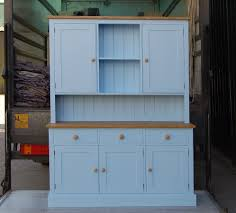 Solid Pine Furniture Mottisfont Solid Pine Painted Flour Dresser With Solid Door