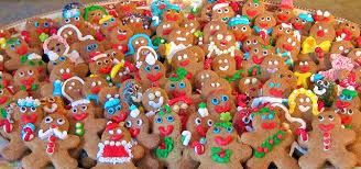 Joys of Gingerbread Gingerbread cookies