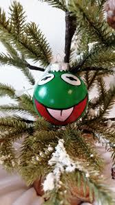 sesame kermit the frog ornament sesame sesame