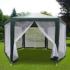 Backyard Screen House by Backyard Tents Amazon Com