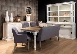 sala da pranzo provenzale tavolo provenzale gambe tonde mobili provenzali shabby chic