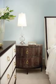 Bedroom Set The Dump Jet Set Upholstered Bed And Oval Nightstand And Dresser Bernhardt